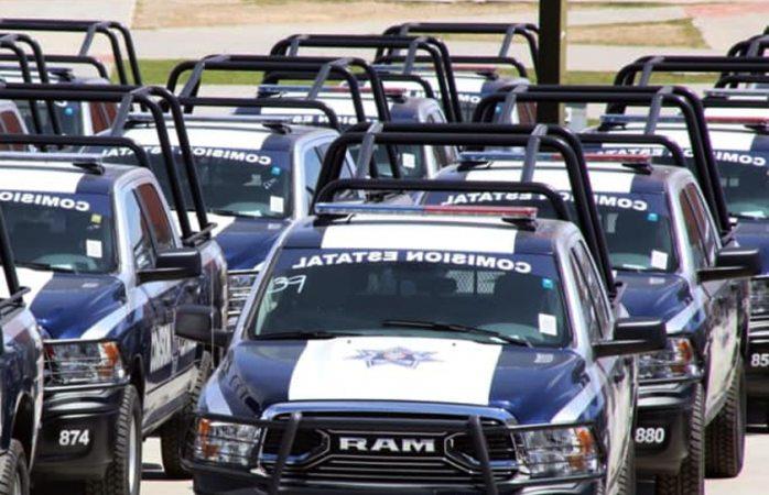 Identifican a los ocho estatales detenidos