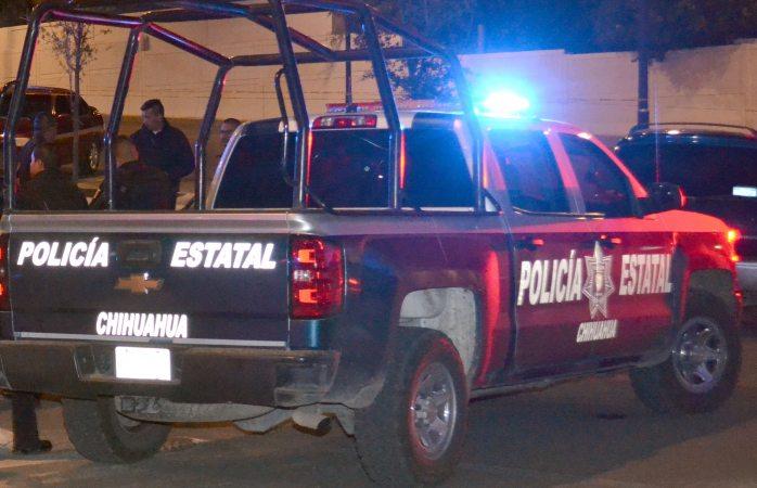 Versión: detienen en juárez a 7 policías estatales