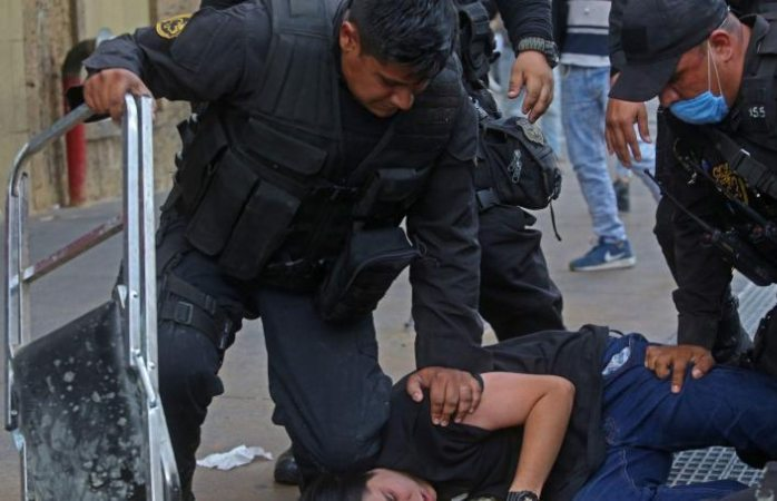 Detienen a 3 policías por muerte de Giovanni López en Jalisco