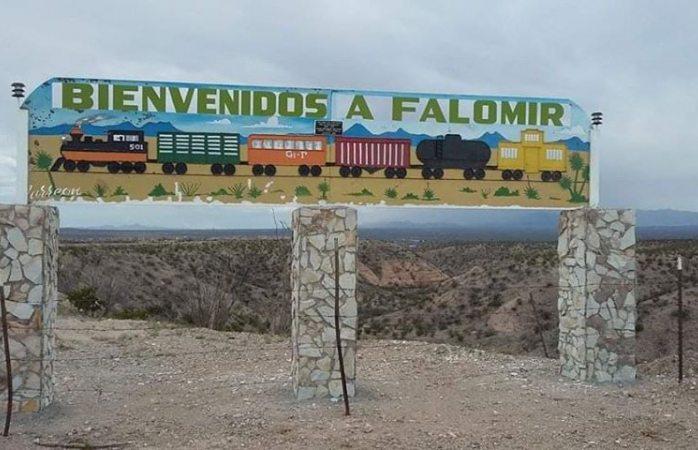 Piden apoyo para el pueblo Falomir y Mesita