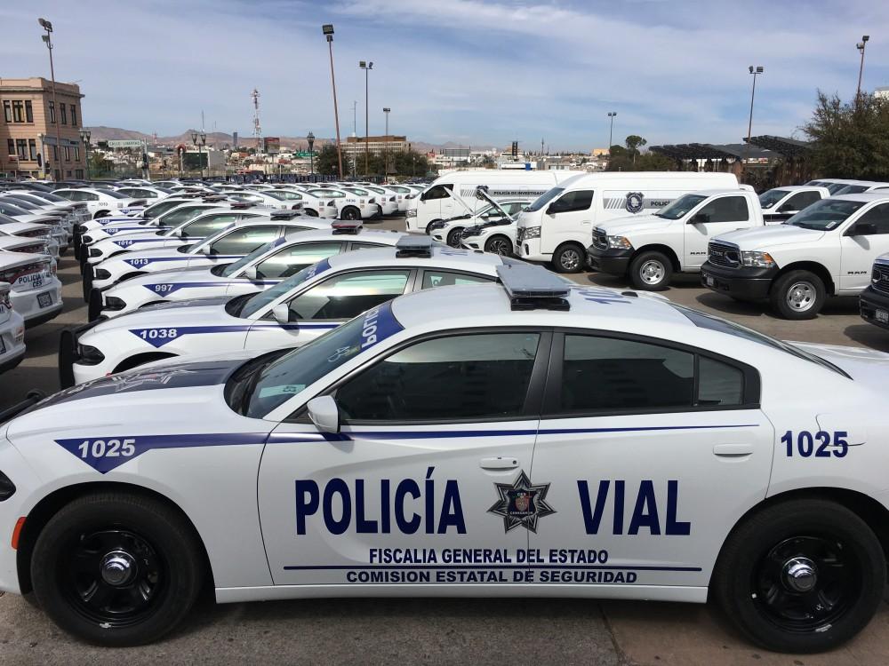 Jefes de vialidad sacaron buen billete vendiendo las patrullas