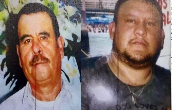 Padre e hijo vinieron de toluca a cuauhtémoc y desaparecieron