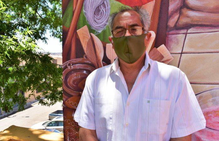 Municipio entregará en julio un nuevo mural: cayetano girón