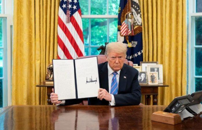 Castigará Trump con