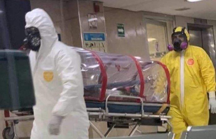 A cuatro casos de covid para cerrar hospital regional en delicias