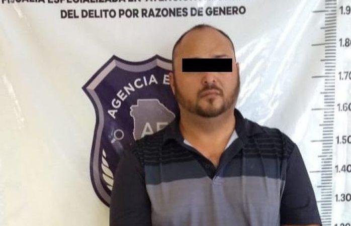 Presenta fiscalía a presunto homicida de susy