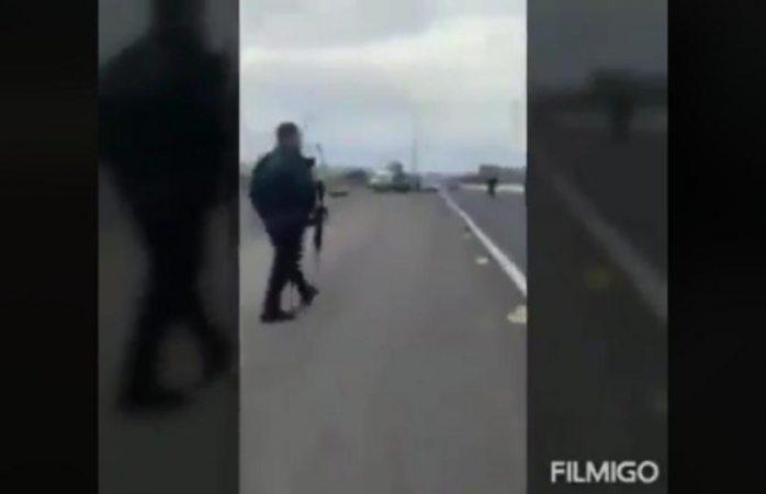 El marro amenaza policías y asegura que mataron al abogado de su madre