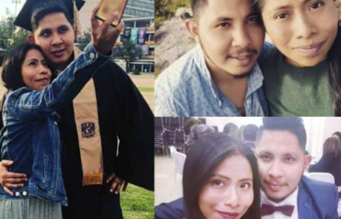 Revelan que novio de Yalitza Aparicio es un vividor y golpeador