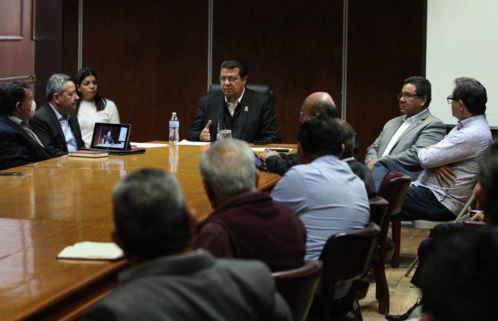 Asegura alcalde Cabada suspender actividad que reúna a más de 10 personas