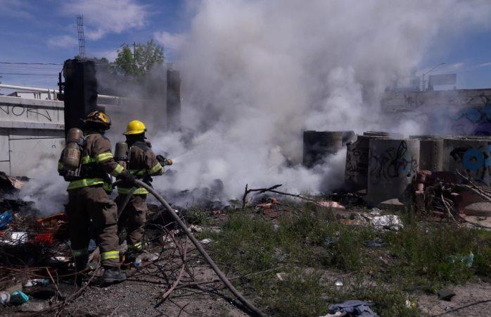 Atienden bomberos diferentes emergencias
