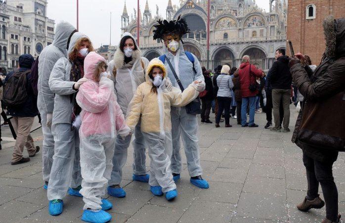 Reporta Italia desaceleración en el número de casos por pandemia
