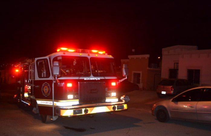 Fuga de gas ocasiona incendio en vivienda de bella cumbre