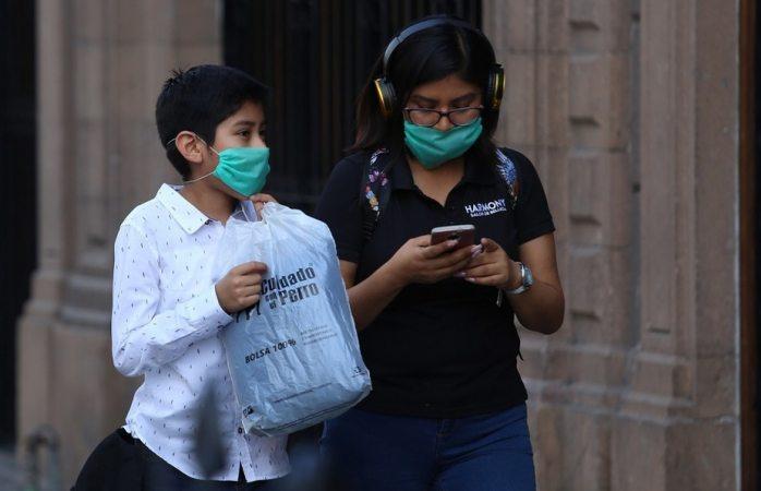 Se curan tres de coronavirus en Querétaro