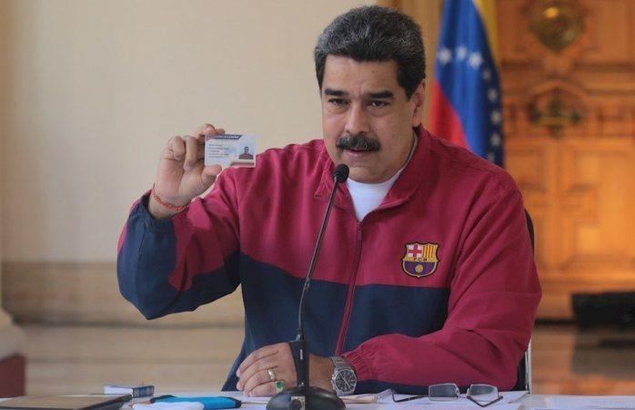 EU ofrece recompensa de $15 mdd por Maduro