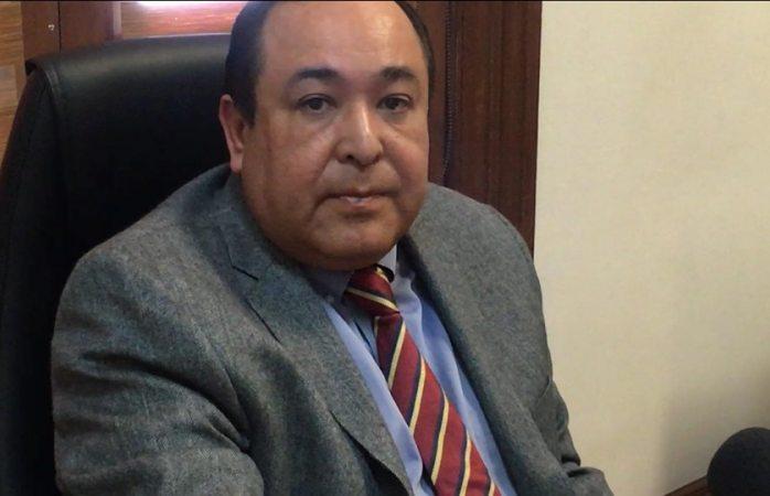 Villegas trabaja para duarte: consejero