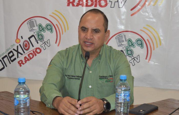 Anuncian plan de rescate económico en Guadalupe y Calvo
