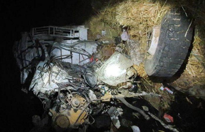 Un muerto y tres heridos en volcadura por san Rafael