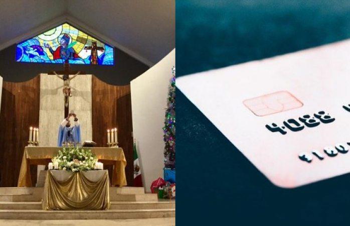 Iglesia de NL pide diezmo por transferencia electrónica
