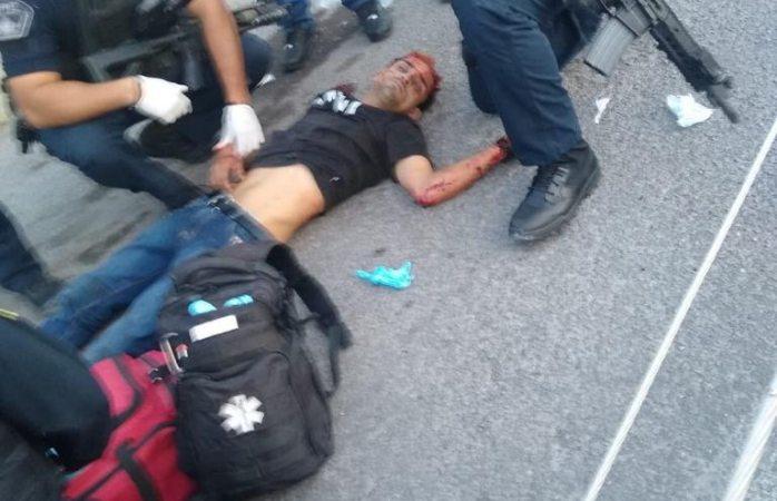 Un muerto y dos heridos en balacera sobre ortiz mena