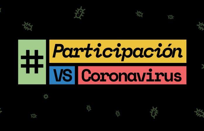 Exigen participación ciudadana en crisis de coronavirus