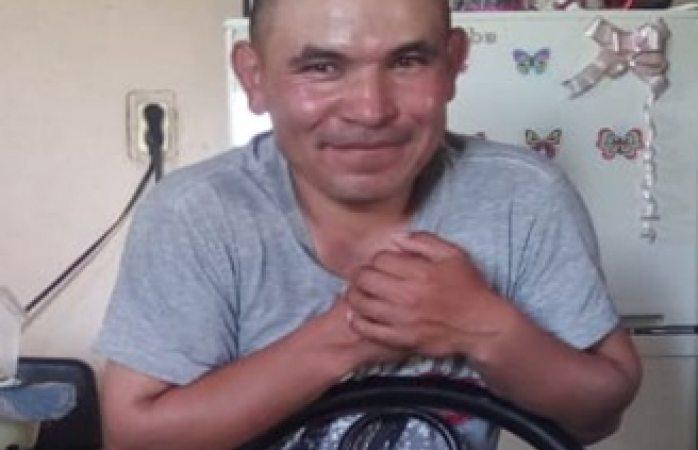 Piden ayuda para localizar a desaparecido en San Juanito