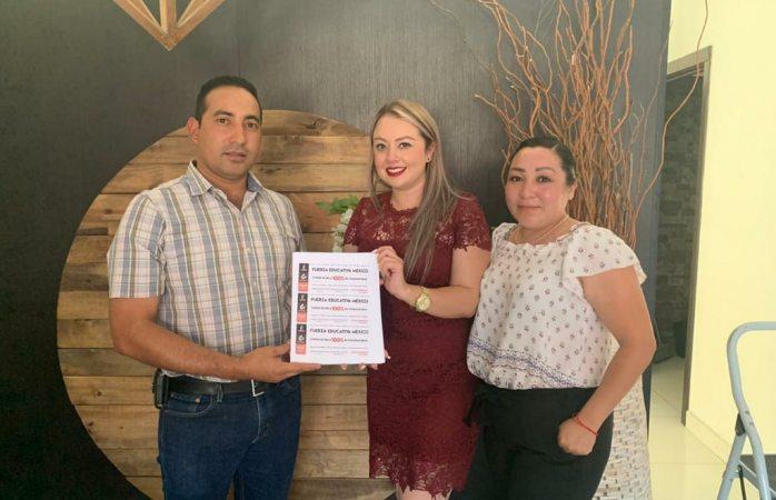 Ofrecen 200 becas para estudiantes que ingresen al ccu de Guadalupe y Calvo