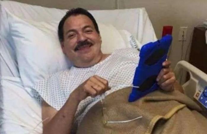 Hospitalizan de nuevo a julio preciado