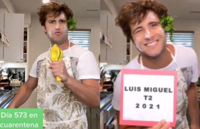 Diego Boneta anuncia que Luis Miguel vuelve a Netflix