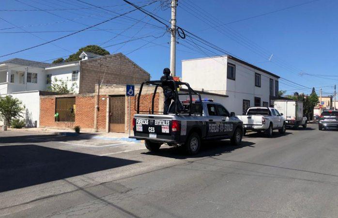 Armados asaltan empresa y roban $40 mil pesos
