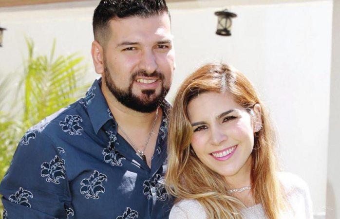 Karla Panini asegura que su esposo no amenazó puesto de piñatas