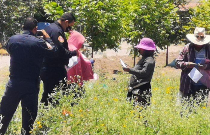 Promueve Protección Civil Meoqui medidas sanitarias en jornaleros