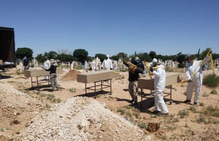 Inhuman 50 cuerpos no identificados en juárez