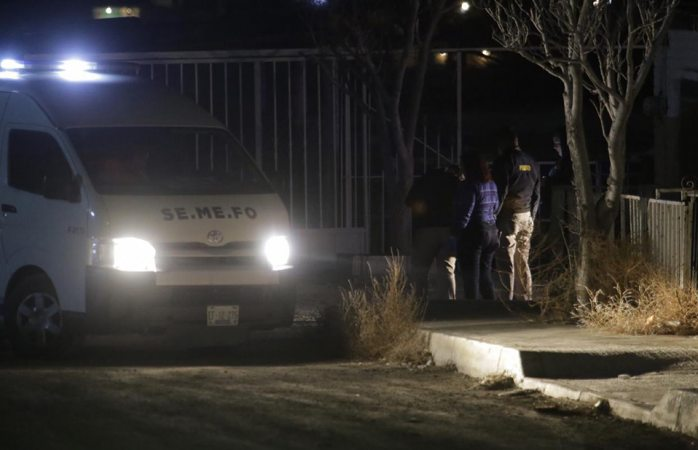 Van 22 mujeres asesinadas en juárez en el mes de mayo