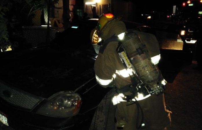 Atiende protección civil tres incendios y una explosión
