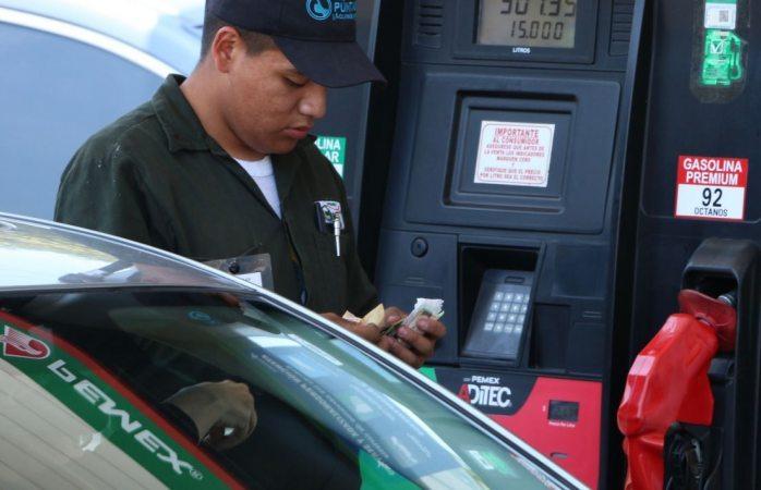 Llega a los 17 pesos la gasolina en chihuahua