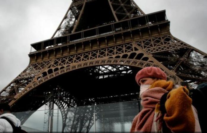 Pudo haber casos de covid-19 en francia antes que en china