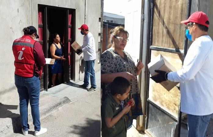 Entregará desarrollo social 4,500 apoyos alimenticios esta semana