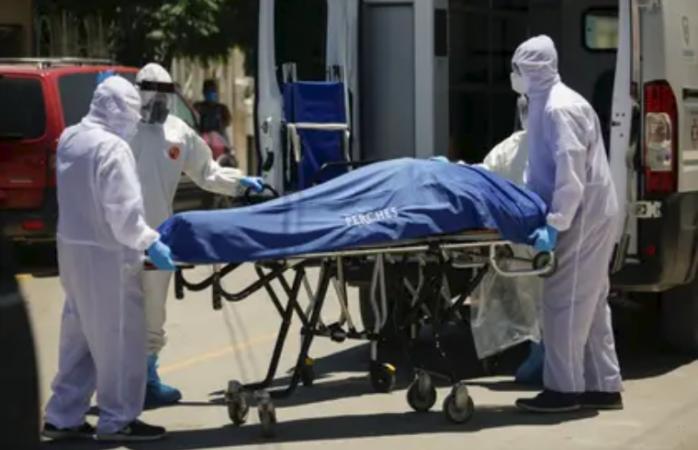 Sufre méxico día más letal desde el inicio de pandemia