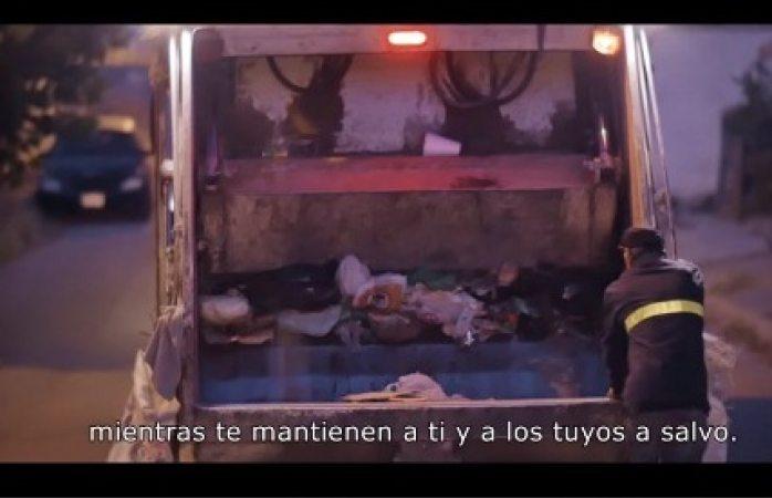 Lanzan campaña para apoyar a recolectores de basura