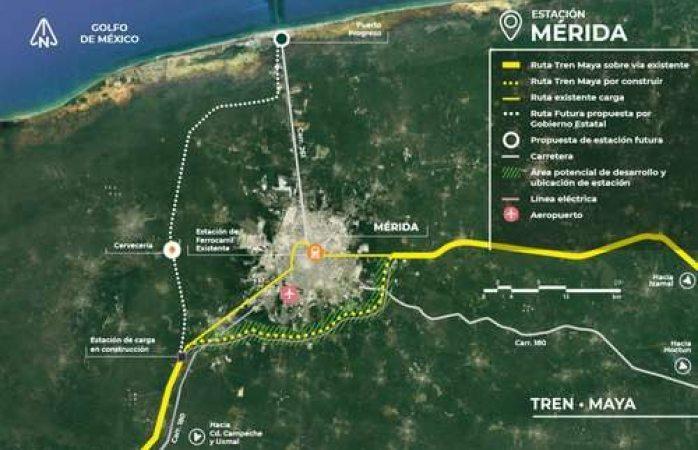 Tribunal da luz verde a obras del tren maya