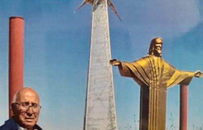 Fallece constructor de la torre de cristo rey