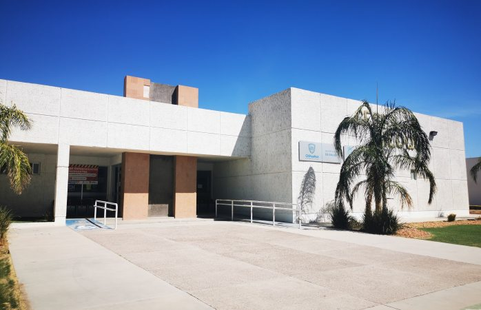 Cierran de forma indefinida el centro de salud de Meoqui
