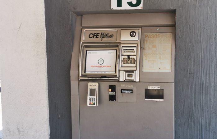 Roban más de $60 mil de cajero de CFE