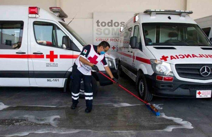 Golpean a paramédicos de cruz roja en tijuana