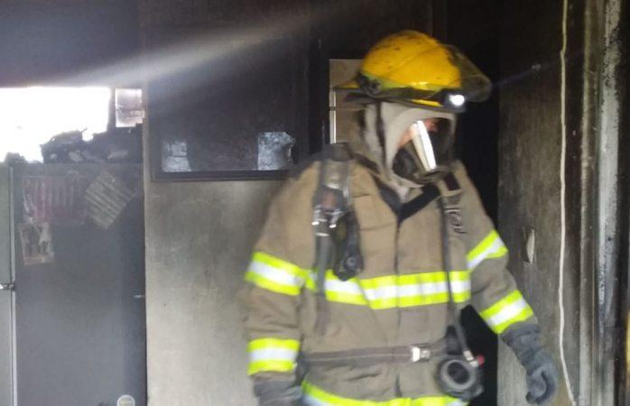 Atienden bomberos 5 incendios y 2 fugas de gas