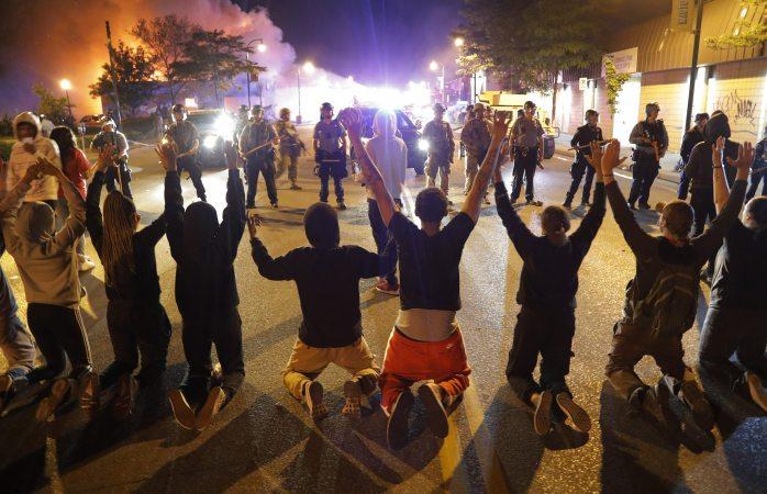 Continúan protestas por muerte de george floyd