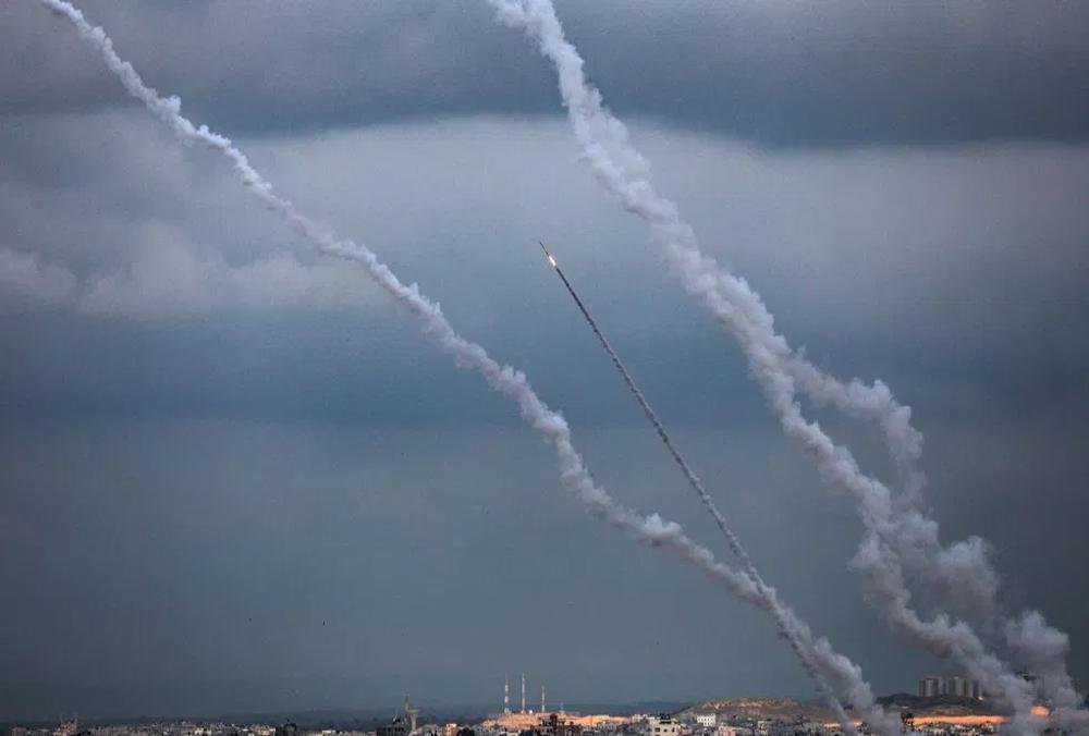 Ataca israel objetivos militares de hamás en gaza