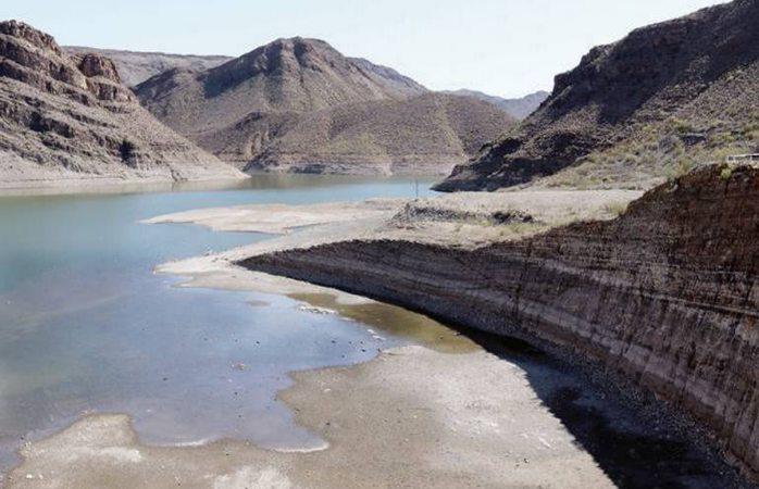 Terminan de extraer agua en presa el granero