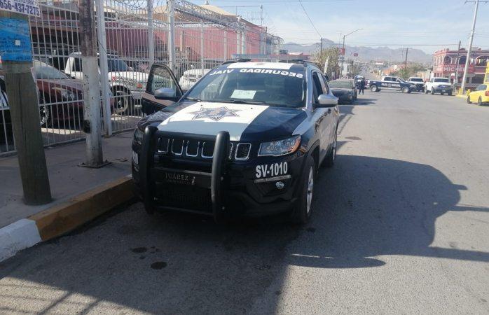Matan a balazos a policía vial en juárez
