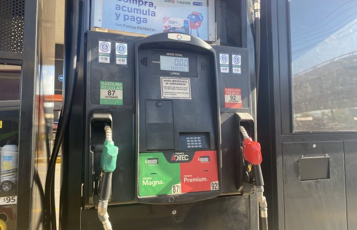 Eliminan subsidio al ieps en gasolina